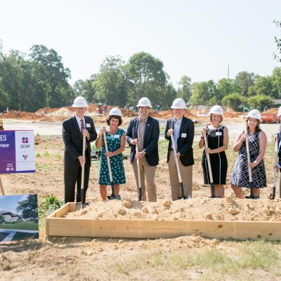 CCE ground breaking